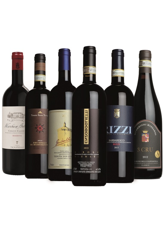 Italy's Finest Discovery Six Pack