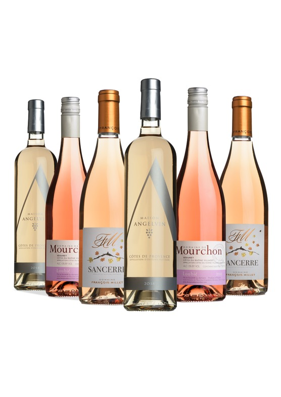Case Deal | Fine French Rosé
