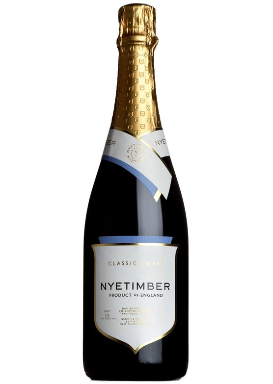 Classic Cuvée, Nyetimber, West Sussex