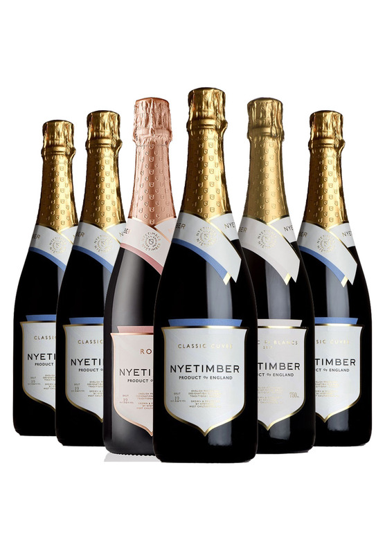 Limited Edition Nyetimber Taster Case