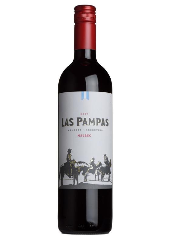 2018 Malbec, Las Pampas, Mendoza