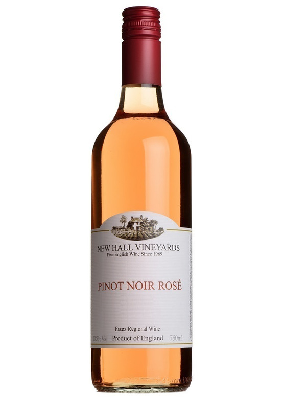 2019 Pinot Noir Rosé, New Hall, Essex
