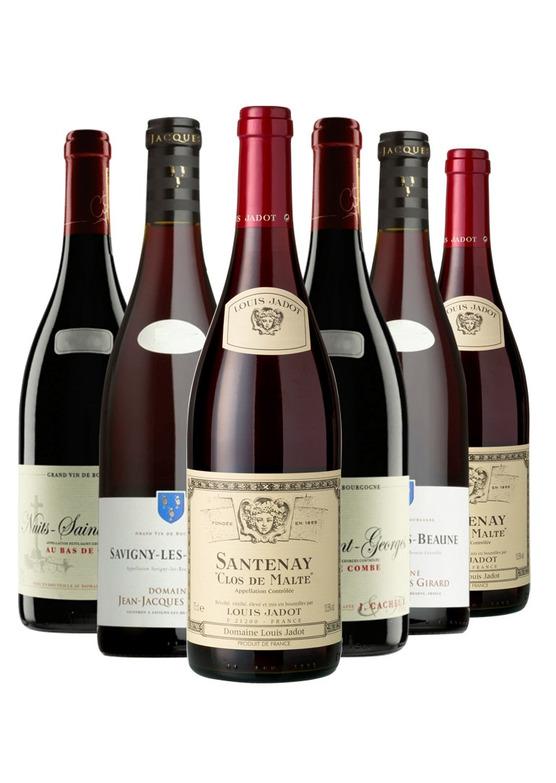 2016 Red Burgundy Fine Wine Mixed Case