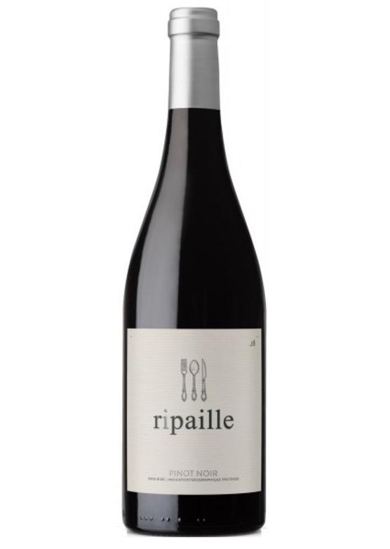 Pinot Noir Ripaille, Pays d'Oc 2019