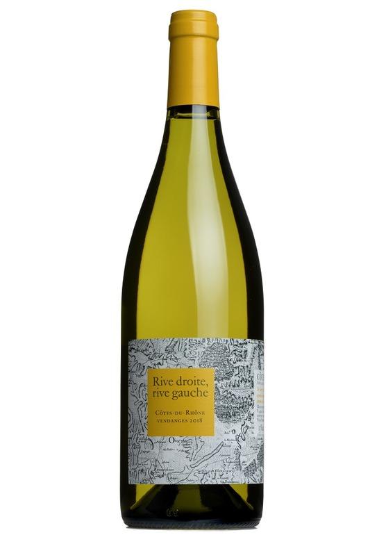 Côtes Du Rhône Blanc, Rive Droite Rive Gauche 2018