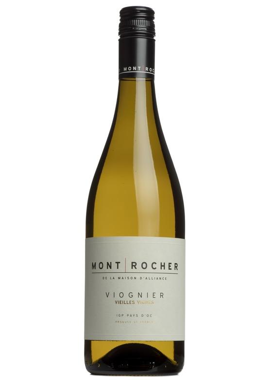 2019 Viognier, Mont Rocher, Languedoc