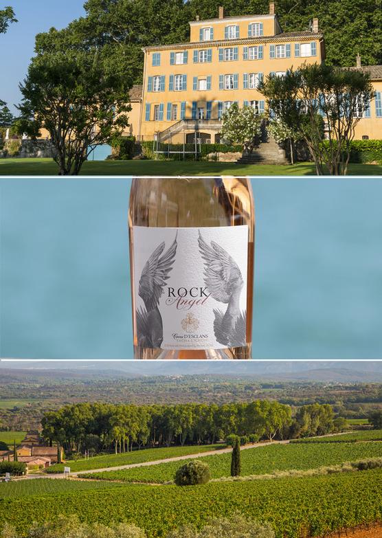 Rock Angel Rosé, Château D'Esclans 2020
