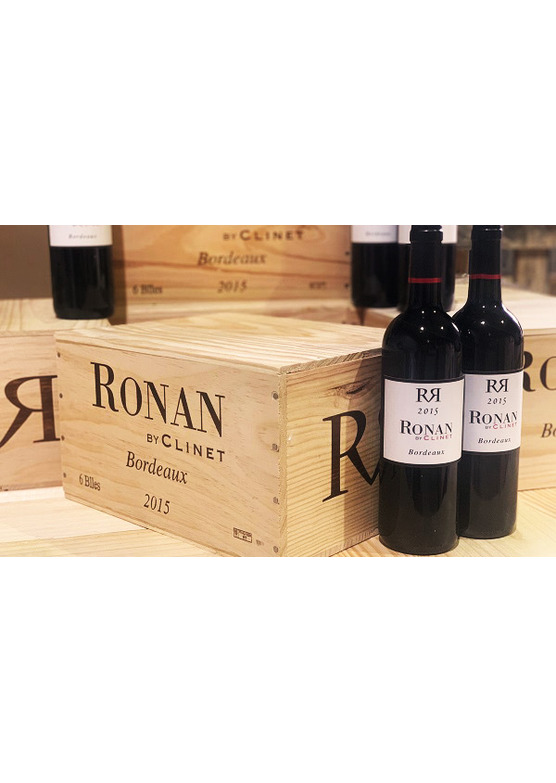 Ronan by Clinet, Bordeaux 2015