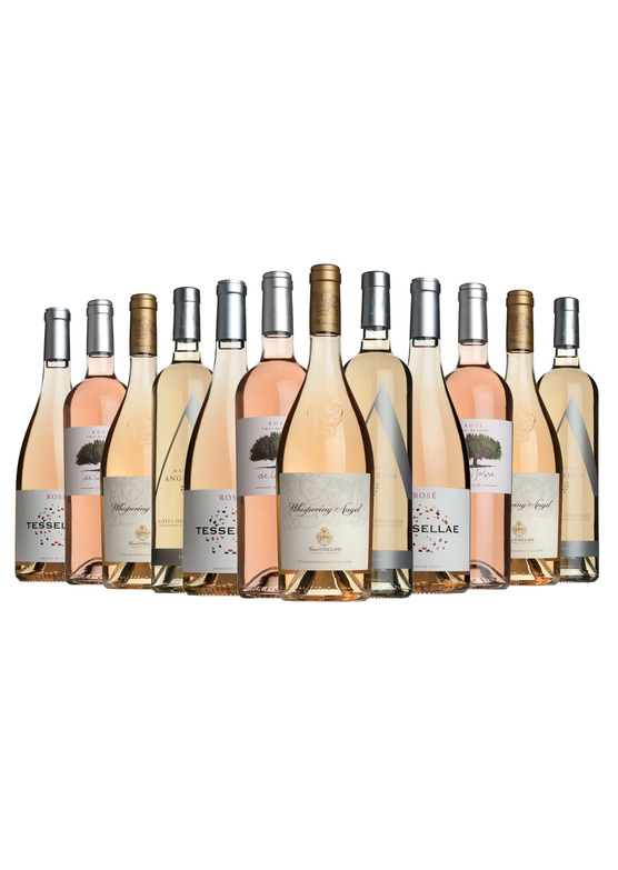 Fine French Rosé Mixed Case