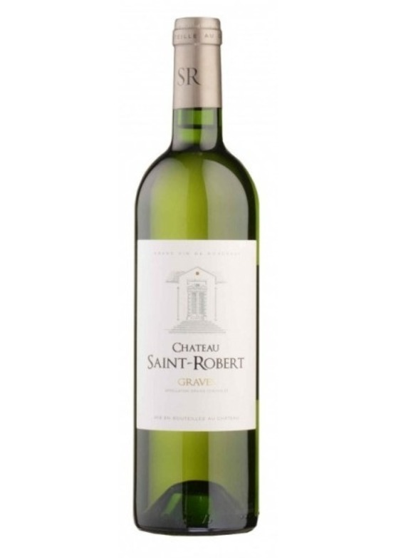2018 Château Saint-Robert, Graves Blanc