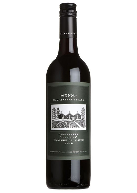 2016 'The Siding' Cabernet Sauvignon, Wynns, Coonawarra
