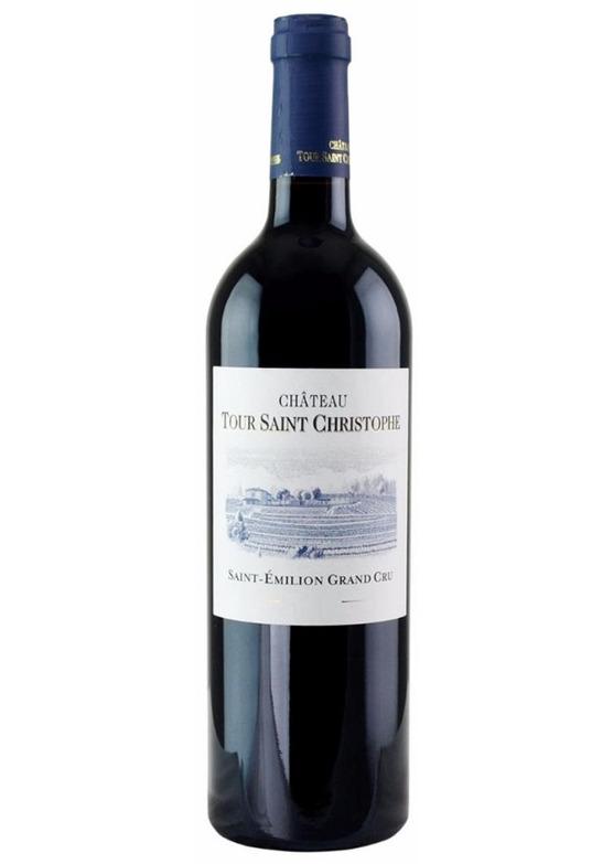 Château Tour Saint-Christophe, Grand Cru St-Emilion 2020