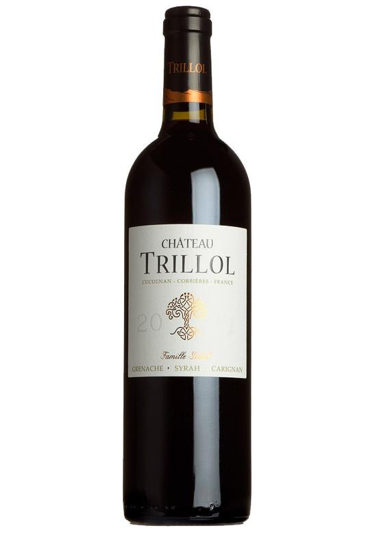 Château Trillol Corbieres Cucugnan 2016
