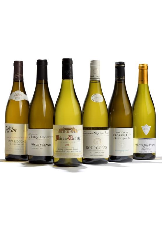 The White Burgundy Mixed Case