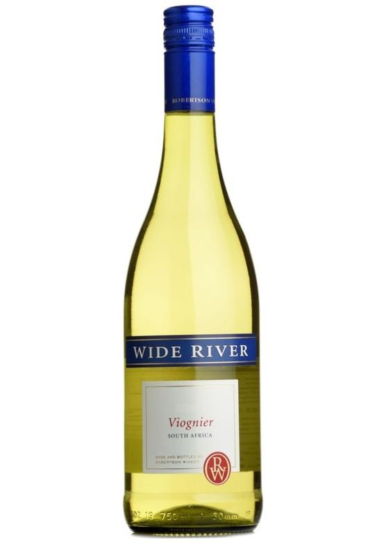 2019 Viognier, Wide River, Robertson