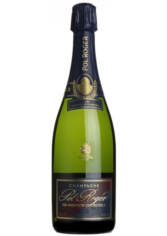2002 Cuvée Sir Winston Churchill, Pol Roger, Champagne, France